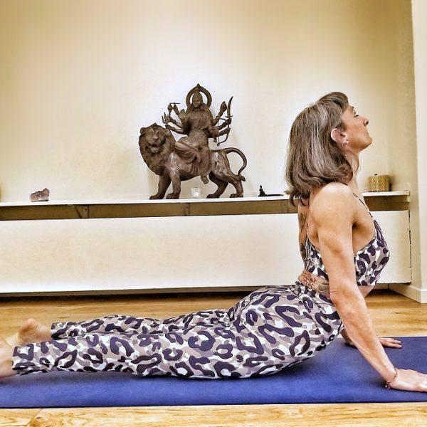 snake yogaleggings